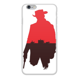"Чехол для iPhone 6 ""Джанго (Django)"" - django, tarantino, тарантино, джанго"