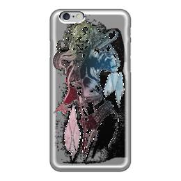 """Чехол для iPhone 6 """"Harley Quinn"""" - арт, девушка, фильм, harley quinn, отряд самоубийц"""