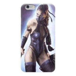 """Чехол для iPhone 6 """"Mortal Kombat"""" - игры, mortal kombat, mk, китана"""