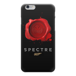"Чехол для iPhone 6 ""Spectre "" - 007, james bond, джеймс бонд, спектр, spectre"