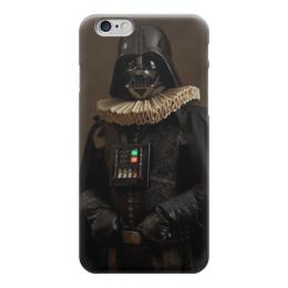 """Чехол для iPhone 6 """"Super Flamands"""" - darth vader, дарт вейдер, звёздные войны, super flamands"""
