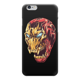 "Чехол для iPhone 6 ""Ironman / Железный человек"" - комиксы, marvel, мстители, железный человек"