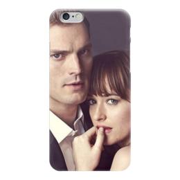 """Чехол для iPhone 6 """"50 оттенков серого """" - 50 оттенков серого, 50 shades of grey"""