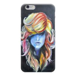 "Чехол для iPhone 6 ""Стилистика"" - девушка, стиль, стилист, образ"