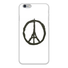 "Чехол для iPhone 6 ""Pray For Paris | Молитесь за Париж"" - париж, молитесь за париж, pray for paris"