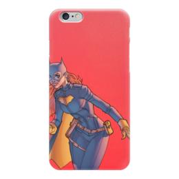 "Чехол для iPhone 6 ""Бэтгёрл (Batgirl)"" - комиксы, batman, бэтмен, dc comics, bargirl"