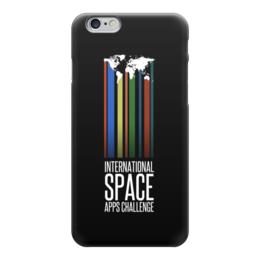 """Чехол для iPhone 6 глянцевый """"Величие Вселенной"""" - космос, наука, space, thespaceway, звезды"""