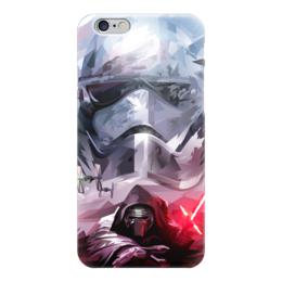 """Чехол для iPhone 6 """"Star Wars"""" - star wars, звездные войны, штурмовик, пробуждение силы, кайло рен"""