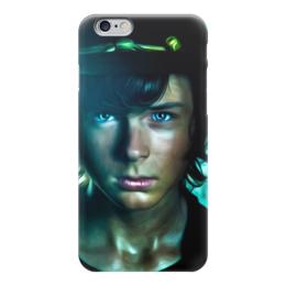 "Чехол для iPhone 6 ""THE WALKING DEAD | Carl "" - карл, ходячие мертвецы, the walking dead, carl"