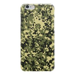"""Чехол для iPhone 6 """"Камуфляж"""" - армия, army, камуфляж, camo, camouflage"""