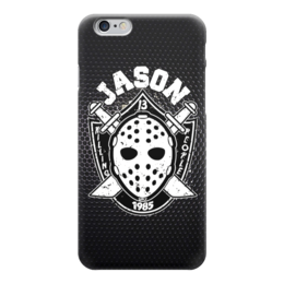 "Чехол для iPhone 6 ""Jason (Friday 13)"" - friday 13th, jason, пятница 13-е, джейсон"