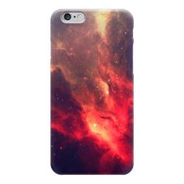 "Чехол для iPhone 6 глянцевый ""Universe"" - космос, звезды, вселенная"