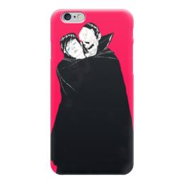 """Чехол для iPhone 6 """"QOTSA"""" - музыка, арт, обложка"""