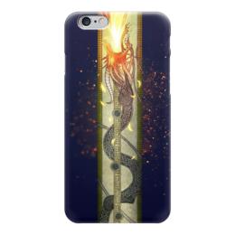 "Чехол для iPhone 6 ""Dragon Lore"" - арт, games, dragon, cs go, skins"