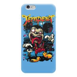 """Чехол для iPhone 6 """"Микки Маус зомби"""" - арт, zombie, зомби, микки маус, mickey mouse"""