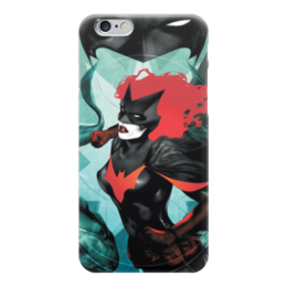 "Чехол для iPhone 6 ""Batman"" - comics, batwoman, бэтмен, dc"