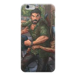"""Чехол для iPhone 6 """"Одни из Нас (The Last of Us)"""" - одни из нас, последние из нас"""
