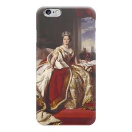 """Чехол для iPhone 6 """"Виктория (королева Великобритании)"""" - картина, винтерхальтер"""