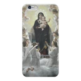 "Чехол для iPhone 6 ""La Vierge aux anges"" - картина, бугро"