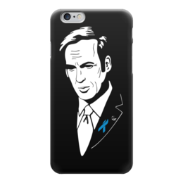 "Чехол для iPhone 6 ""Better call Saul"" - better call saul, лучше звоните солу, сол гудман"