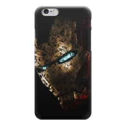 "Чехол для iPhone 6 ""Железный человек"" - комиксы, марвел, iron man, тони старк, жч"