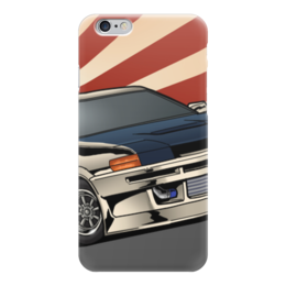"Чехол для iPhone 6 ""JDM Toyota AE86"" - jdm, japan, toyota"