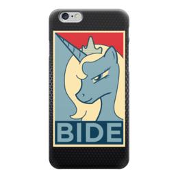 """Чехол для iPhone 6 """"Bide (My Little Pony)"""" - pony, mlp, моя маленькая пони"""