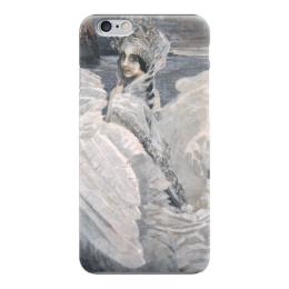 "Чехол для iPhone 6 ""Царевна-Лебедь (картина Врубеля)"" - картина, сказка, врубель"