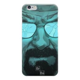 "Чехол для iPhone 6 ""Во все тяжкие"" - сериалы, во все тяжкие, хайзенберг, джесси пинкман"