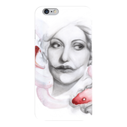 """Чехол для iPhone 6 """"Madeleine"""" - фильм, змеи, дом терпимости, мадлен"""