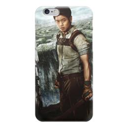 """Чехол для iPhone 6 """"Бегущий в лабиринте / The Maze Runner"""" - рисунок, кино, фэнтези"""