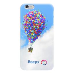 """Чехол для iPhone 6 """"Вверх♥"""" - up, disney, вверх"""