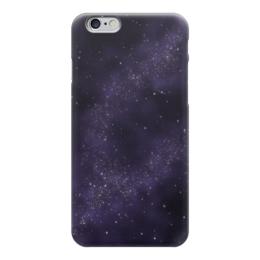"""Чехол для iPhone 6 """"Млечный путь"""" - звезды, космос, ночь, небо, млечный путь"""