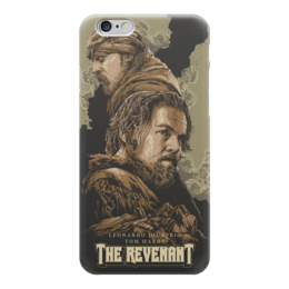 "Чехол для iPhone 6 ""The Revenant"" - фильм, ди каприо, том харди, выживший, the revenant"