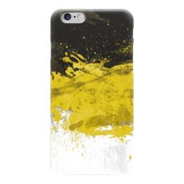 """Чехол для iPhone 6 """"Российская Империя"""" - царь, россия, флаг, путин, империя"""