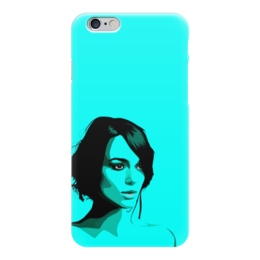 "Чехол для iPhone 6 ""Кира Найтли (Keira Knightley)"" - кира, пираты карибского моря, анна каренина, keira knightley"