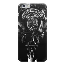 """Чехол для iPhone 6 """"Сыны анархии (Sons of Anarchy)"""" - sons of anarchy"""