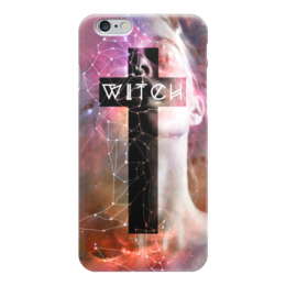"Чехол для iPhone 6 ""Ведьма Witch"" - крест, космос, witch, cross, witchouse"