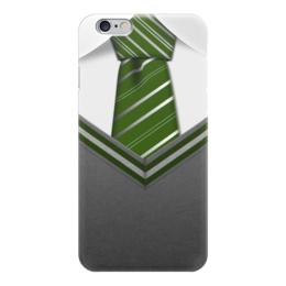 """Чехол для iPhone 6 """"Мужской стиль"""" - арт, галстук, мужской"""