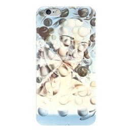 "Чехол для iPhone 6 ""Сальвадор Дали / Galatea"" - арт, сальвадор дали, иллюстрация, salvador dali, dali, galatea"