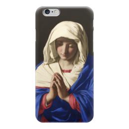 "Чехол для iPhone 6 ""Дева Мария"" - картина, сальви"