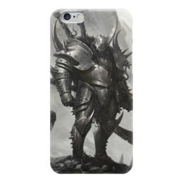 "Чехол для iPhone 6 ""Гладиатор"" - варвар, вион, секира, gladiator"