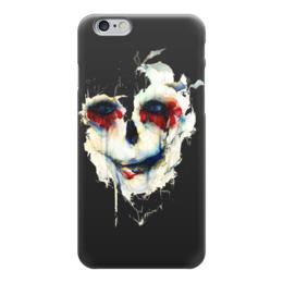 "Чехол для iPhone 6 ""Череп (skull)"" - skull, череп, хэллоуин, зомби, мертвец"