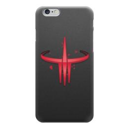 """Чехол для iPhone 6 глянцевый """"Quake 3"""" - quake iii"""