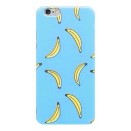 "Чехол для iPhone 6 ""Banana"" - banana, банан"