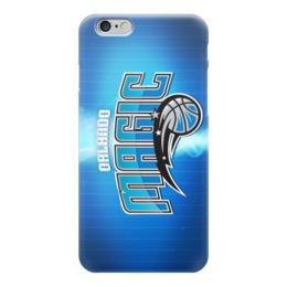 "Чехол для iPhone 6 ""Орландо Мэджик (Orlando Magic)"" - nba, нба"