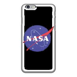 "Чехол для iPhone 6 глянцевый ""NASA | НАСА"" - звезды, космос, вселенная"