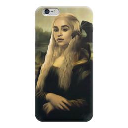 """Чехол для iPhone 6 """"Игра престолов"""" - игра престолов, game of thrones, таргариены, дайнерис"""