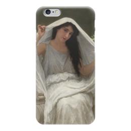 "Чехол для iPhone 6 ""Вуаль (Le voile)"" - картина, бугро"