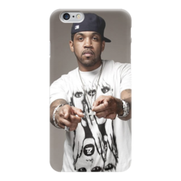 "Чехол для iPhone 6 ""Lloyd Banks"" - rap, hip-hop, 50cent, g-unit, lloyd banks"